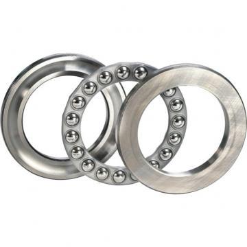 0.669 Inch | 17 Millimeter x 1.181 Inch | 30 Millimeter x 0.551 Inch | 14 Millimeter  EBC GE 17 ES-2RS  Spherical Plain Bearings - Radial