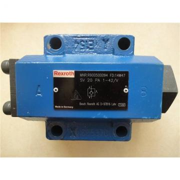 REXROTH 4WE 6 D6X/OFEW230N9K4/V R900917840 Directional spool valves