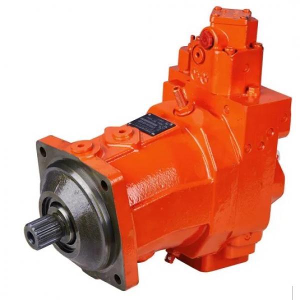 Vickers PV063R1K1T1NMLZ+PVAC1ECMNSJW35 Piston Pump PV Series #1 image