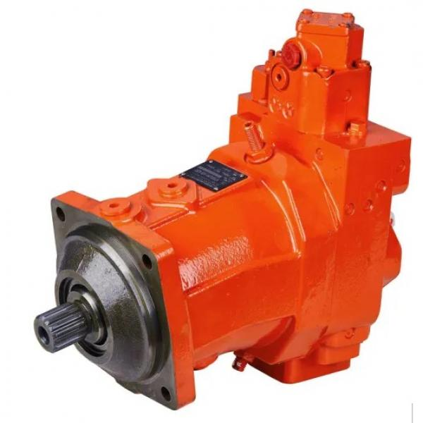 Vickers PV080L1K1A4NFFC+PGP505A0100AA1 Piston Pump PV Series #1 image