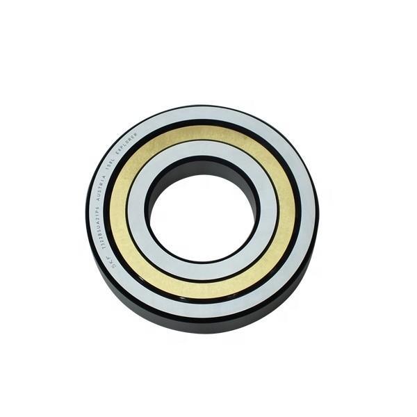 EBC 6306 2RS  Single Row Ball Bearings #2 image