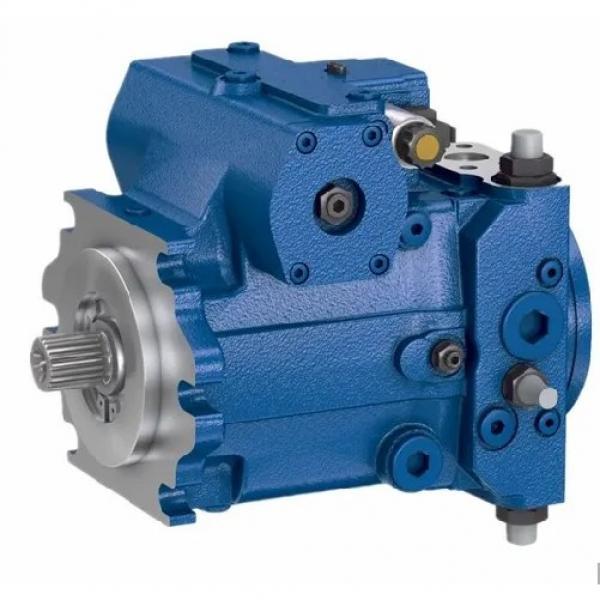 Vickers PV080R1K1T1NULZ+PVAC1ECMNSJW35 Piston Pump PV Series #1 image
