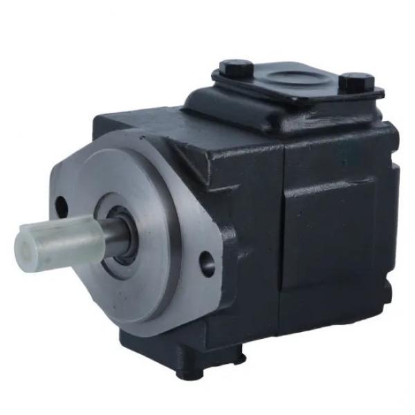 Vickers PV063R9K1K3NSCCK0201+PV046R1L1 Piston Pump PV Series #1 image