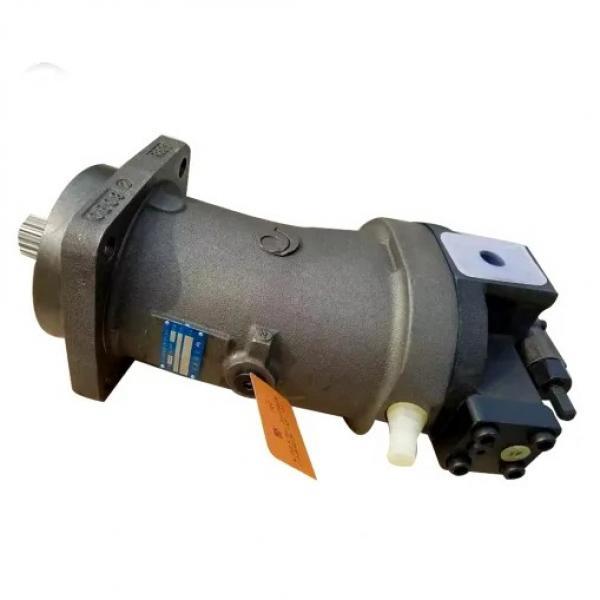 Vickers PV080R1K4A4NHLC+PGP511A0280CA1 Piston Pump PV Series #2 image