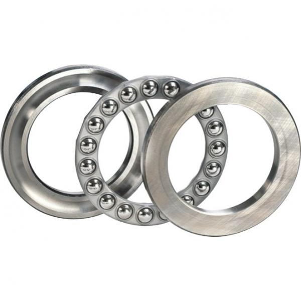 EBC 1652 2RS  Single Row Ball Bearings #3 image