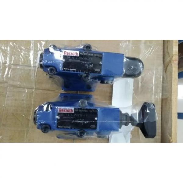 REXROTH Z2DB 6 VD2-4X/315V R900411357 Pressure relief valve #2 image