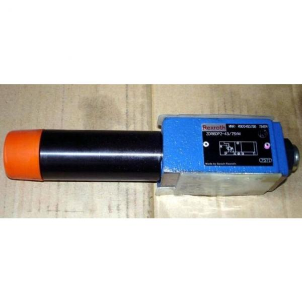 REXROTH Z2DB 10 VD2-4X/200V R900411358 Pressure relief valve #2 image