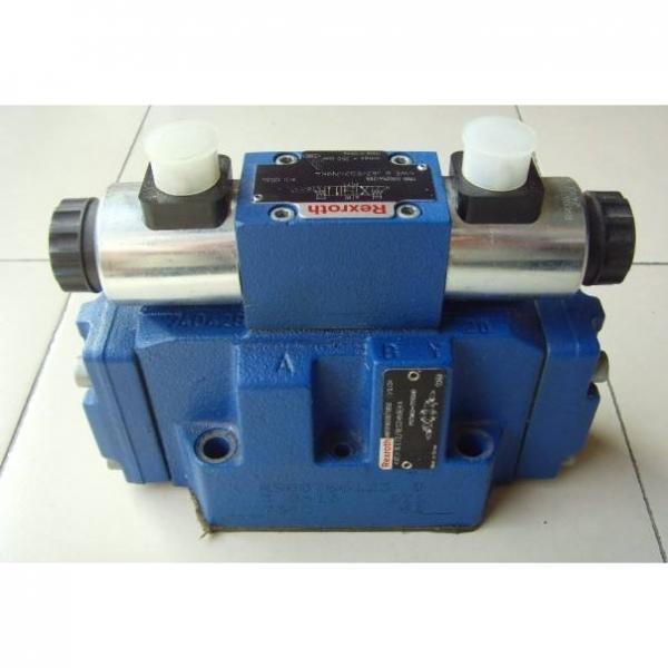 REXROTH 4WE 6 G6X/EW230N9K4 R900912493 Directional spool valves #2 image