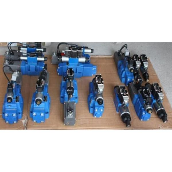 REXROTH 4WE10A3X/OFCG24N9K4 Valves #1 image