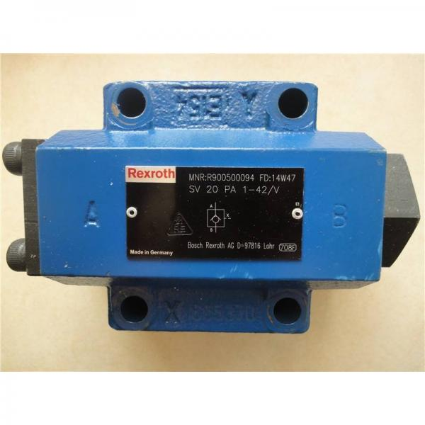 REXROTH 4WE 10 H3X/CG24N9K4 R900597986 Directional spool valves #2 image