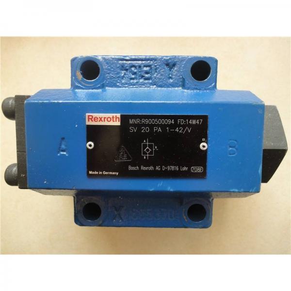 REXROTH 4WE 10 P3X/CW230N9K4 R900925809 Directional spool valves #2 image