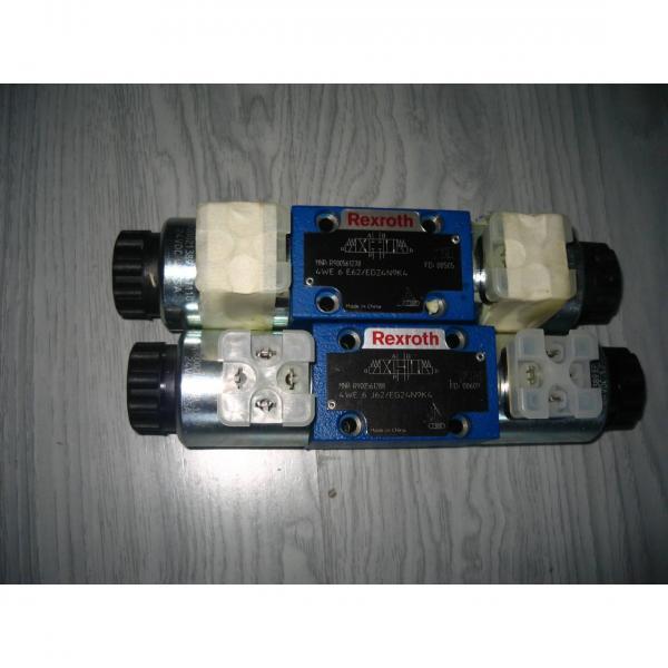 REXROTH 4WE 6 E6X/EW230N9K4/V R900922205 Directional spool valves #2 image